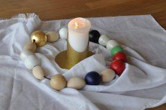 Perlen des Glaubens mit Kindern