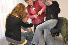 Spiele - Workshop: Spiele für Kleinstgruppen