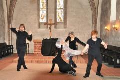 Tanz-Gottesdienst: Ostern 2013
