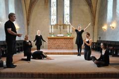 Tanz-Gottesdienst: Pfingsten 2011