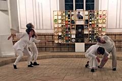Tanz Kunstausstellung