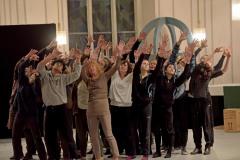 """Tanzgottesdienst """"Exodus"""" mit dem Bundesjugendballett"""