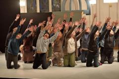 Ballett Bundesjugend Kirche