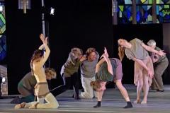 Ballett Bundesjugend Kirche Gottesdienst