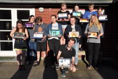 Teamercard-Ausbildung in der Nordschleswigschen Gemeinde in Dänemark